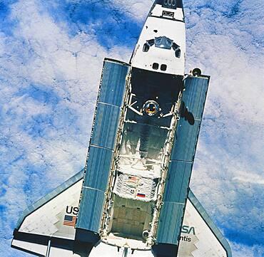 STS-76, Space Shuttle Atlantis, 1996