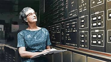 Dr. Nancy G. Roman, NASA's First Chief of Astronomy