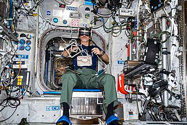 Microgravity GRIP Study on the ISS