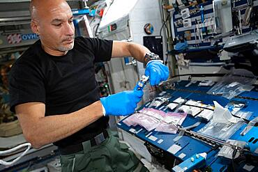 Research on the ISS