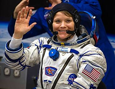 Astronaut Anne McClain, ISS Expedition 58