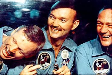 Apollo 11, Happy to Be Home, 1969