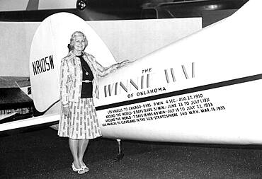 Fay Gillis Wells, American Aviatrix and Journalist