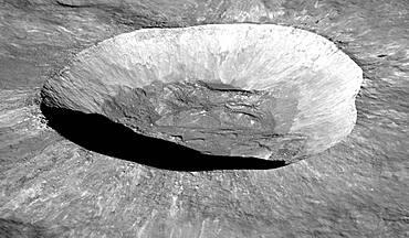 Moon, Giordano Bruno Crater