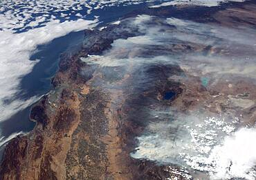 Wildfires in Northern California, 2018