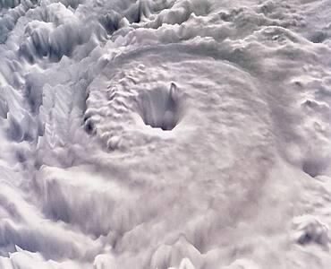 Hurricane Allen, 1980