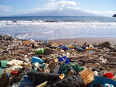Marine Debris, Human-Created Waste