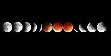Total Lunar Eclipse, 2014