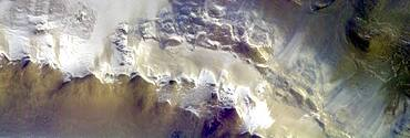 Mars, Korolev Crater