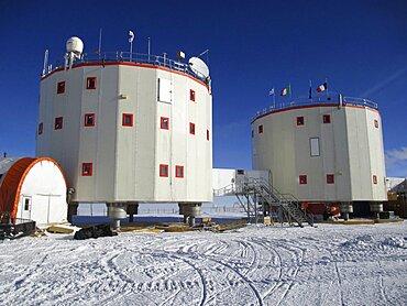 Concordia base, Antarctica