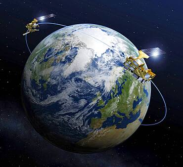 MetOp Second Generation satellites