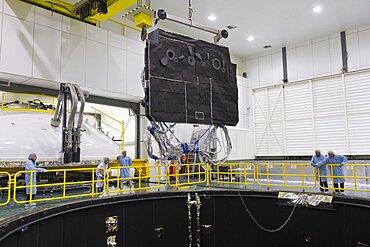 Solar Orbiter, Sunshield Testing
