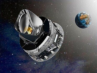 Planck Space Observatory