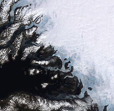 Melting Ice Sheet, Greenland