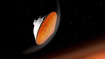 Perseverance Begins Descent To Mars