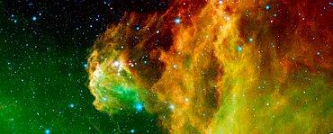 Barnard 30, Orion's Head
