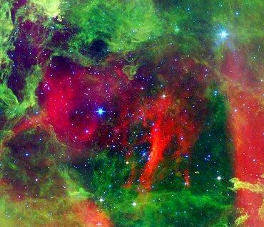 NGC 2237, Caldwell 49, Rosette Nebula