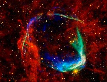 SN 185, RCW 86, Supernova