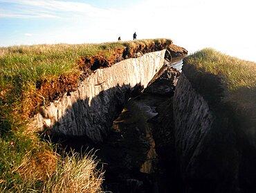 Permafrost, Erosion