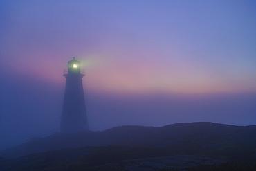 Cape Spear Lighthouse, St. John's, Newfoundland, Canada.