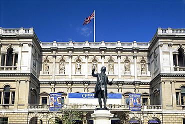 Royal Academy, Burlington House, London, England, United Kingdom, Europe