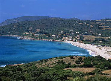 Pero Beach, Cargese, Corsica, France, Mediterranean, Europe
