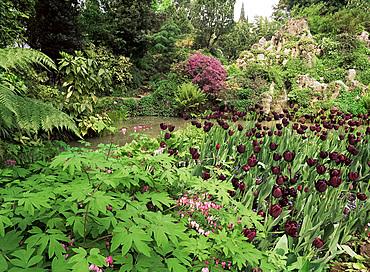 Giardino Botanico Hruska, Lake Garda, Lombardy, Italy, Europe