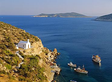 Chapel, Sifnos, Cyclades Islands, Greece, Europe