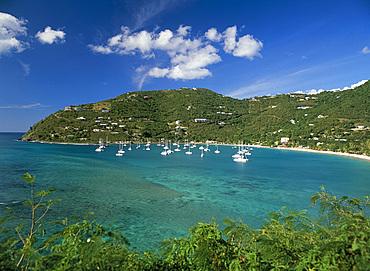 Cane Garden Bay, Tortola, British Virgin Islands, West Indies, Caribbean, Central America