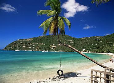 Cane Garden Bay, Tortola, British Virgin Islands, West Indies, Central America