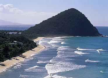 Long Bay, Tortola, British Virgin Islands, West Indies, Central America