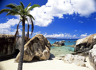 Boulders at Spring Bay, Virgin Gorda, British Virgin Islands, West Indies, Caribbean, Central America
