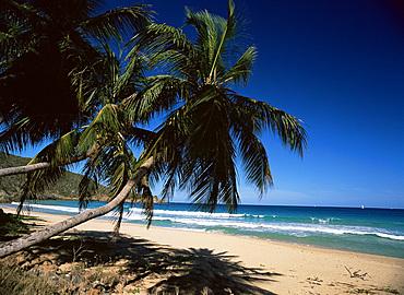 Lambert Bay, Tortola, British Virgin Islands, West Indies, Central America