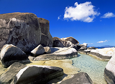 The Baths, Virgin Gorda, British Virgin Islands, West Indies, Caribbean, Central America