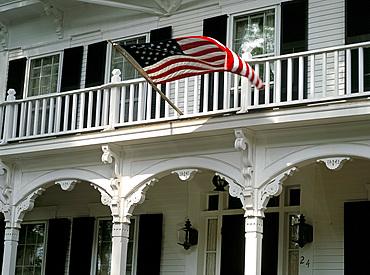 The Victorian Inn, Edgartown, Martha's Vineyard, Massachusetts, New England, United States of America, North America