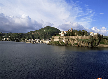 Lipari, Eolian (Aeolian) Islands, Italy, Mediterranean, Europe