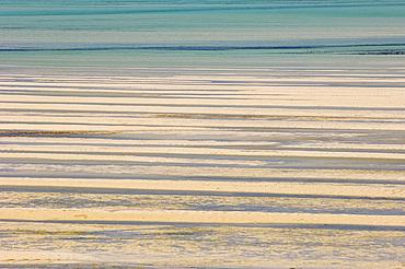 The sea at low tide, Paje, Zanzibar, Tanzania, East Africa, Africa