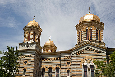 The Othodox Cathedral of St. Peter and St. Paul in Constanta, Romania, Europe