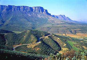 Uitkyk Pass, Ceres Valley, Western Cape, South Africa
