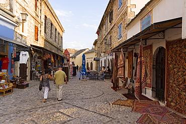 Old Town, Mostar, Herzegovina, Bosnia Herzegovina, Europe