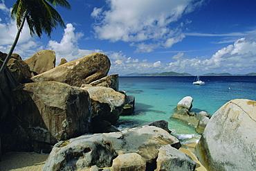 The Baths, Virgin Gorda, British Virgin Islands, Caribbean, West Indies, Central America