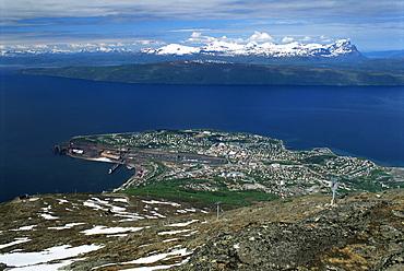 Narvik, The Arctic Highway, Norway, Scandinavia, Europe