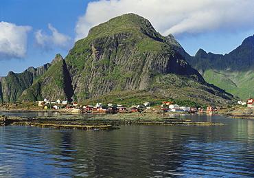 Moskenesoy, Lofoten, Norway, Scandinavia