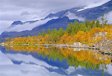 Laponia World Heritage Site, Lappland, Sweden, Scandinavia, Europe