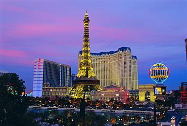 Paris Hotel, Las Vegas, Nevada, USA