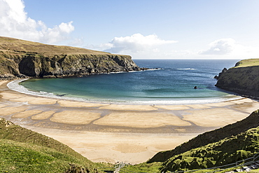 Trabane Bay, Malin Beg, County Donegal, Ulster, Republic of Ireland, Europe