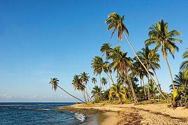 Playa Los Bohios, Maunabo, south coast of Puerto Rico, Caribbean, Central America