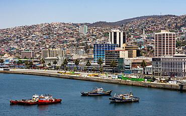 Valparaiso, Chile, South America - 29-5597