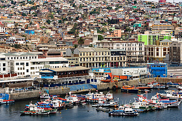 Valparaiso, Chile, South America - 29-5599