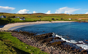 Bay of Stoer, north of Lochinver, N W Highlands of Scotland